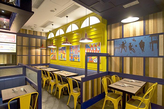 Дизайн ресторанов в Москве