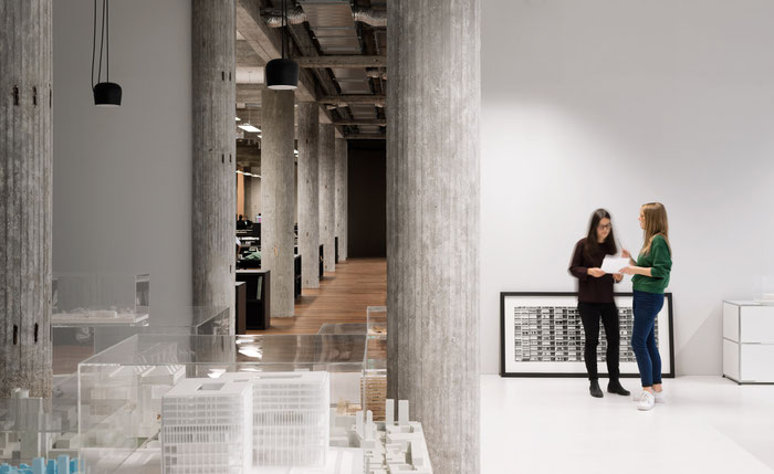 Проектирование офисных пространств в Москве