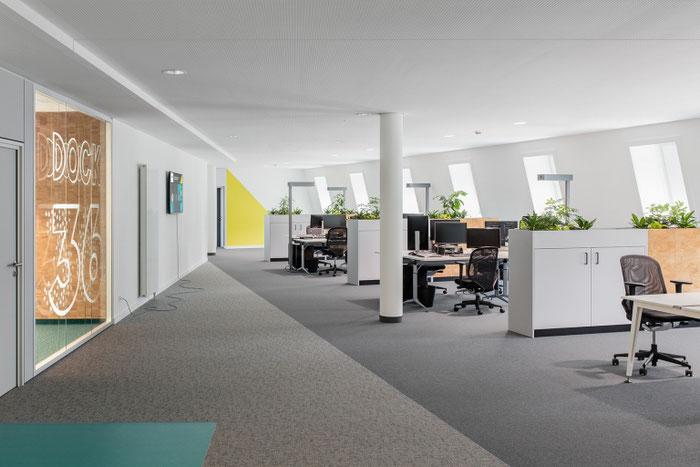 Заказать дизайн офиса в Москве