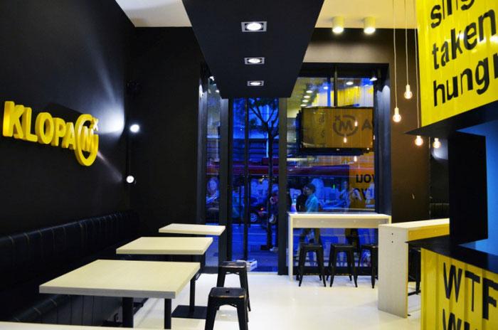 Дизайн кафе и ресторанов в Москве под ключ