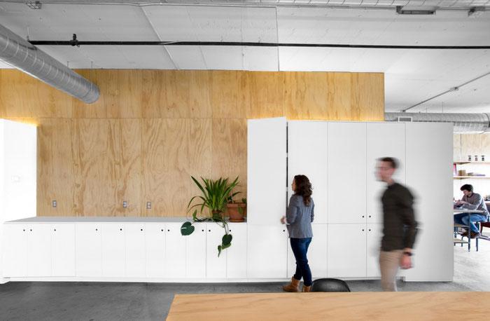 Дизайн офисов под ключ в Москве