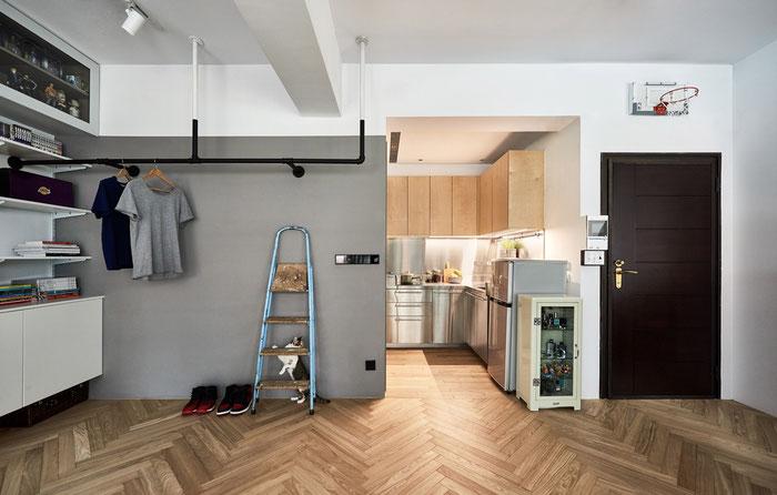 Заказать дизайн квартиры в скандинавском стиле в Москве