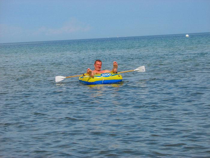 Auf der Ostsee (bereits aus 2009)