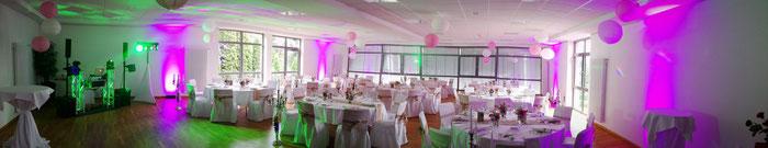Hochzeit DJ Saar Saarland Party Geburtstag Firmenfest See Hotel Seehotel Kell am See feiern