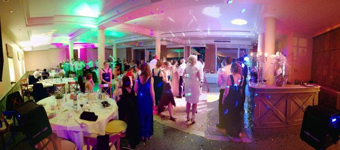 Hochzeit DJ Saar Saarland Party Geburtstag Firmenfest Golf du Luxembourg Luxemburg Golf feiern Junglinster feiern