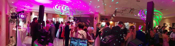 Hochzeit DJ Saar Saarland Party Geburtstag Firmenfest Gasthaus Restaurant Zur Sonne Merchweiler feiern