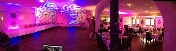 Hochzeit DJ Saar Saarland Party Geburtstag Firmenfest Reimsbacher Hof