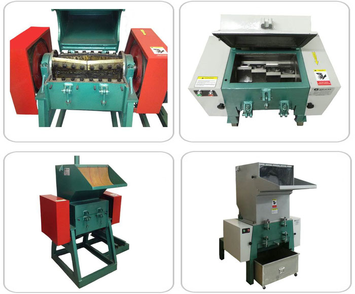 Granulator Machines For Rigid Plastics