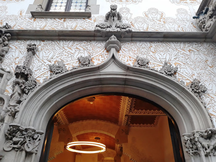 Дом Макайя - шедевры барселонского модерна