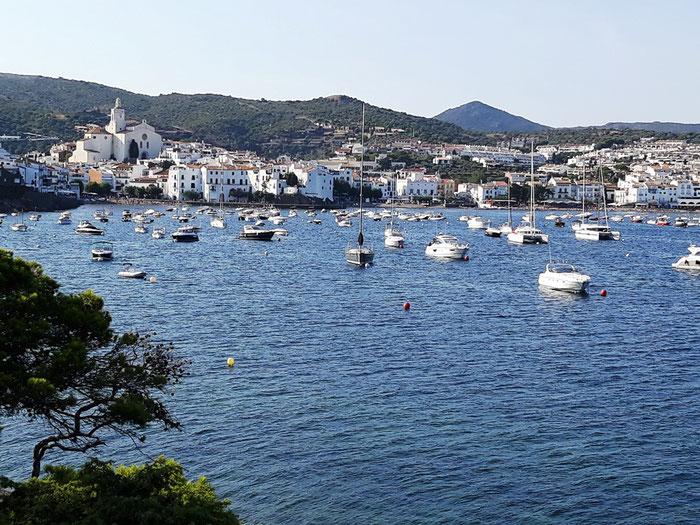 Кадакес - самые красивые места Каталонии