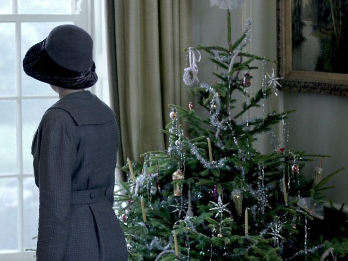 クリスマスツリーの飾り方見本