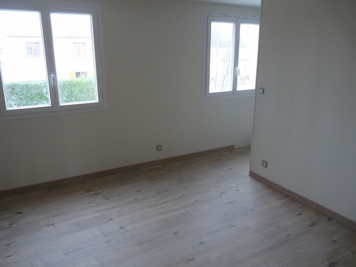 isolation, frein vapeur placo fermacell sol et plafond, parquet, peinture, electricité