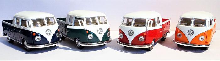 VW Pickup T1, Volkswagen, Modellauto 1 : 34