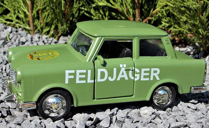 Trabant 601, Feldjäger, Trabbi