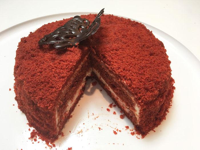 Plüschkuchen - Plyushevyy Tort