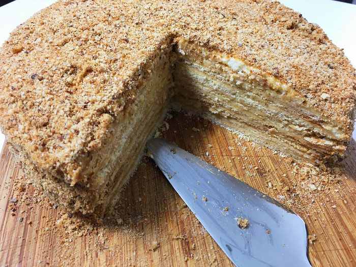 Honig-Kuchen