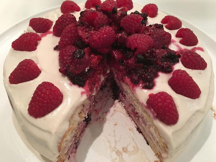 Beeren-Torte