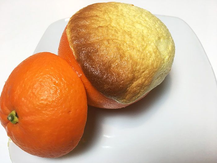 Orangen - Soufflé