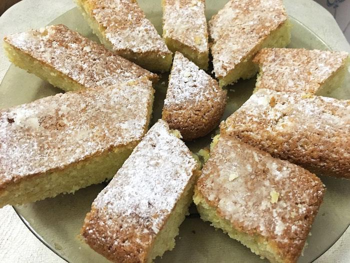 Mannik - Kuchen