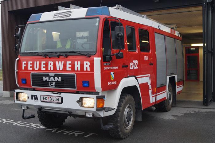 LFBA - Löschfahrzeug