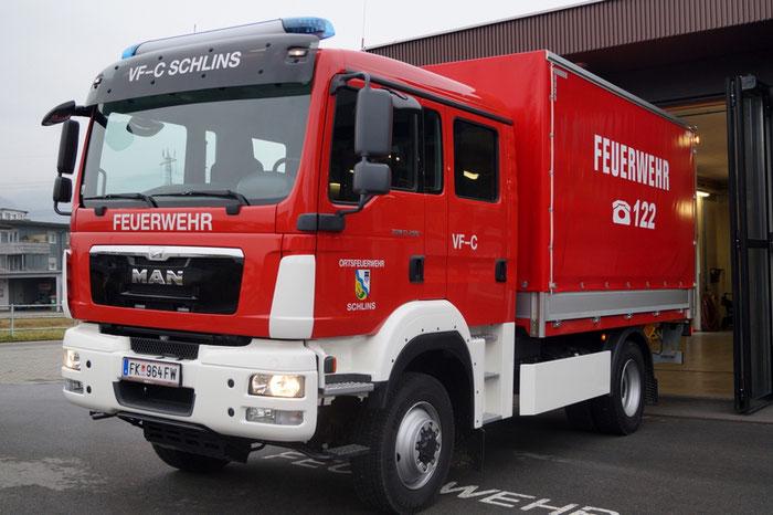 VF-C Versorgungsfahrzeug