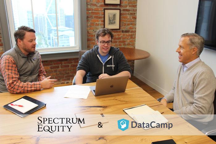 Spectrum Equity & DataCamp