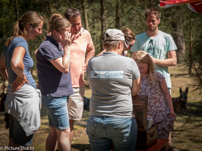 Teamwork dogcoach fun met je hond hondenworkshop hondentraining