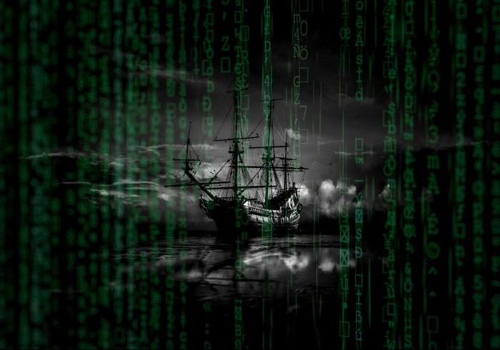 Symbolbild - Cyber-Angriff auf den Deutschen Bundestag