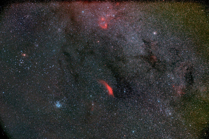 Plejaden, M45,