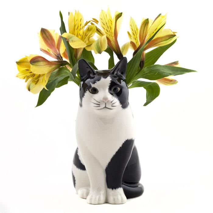 Blumenvase Barney von Quail Ceramics