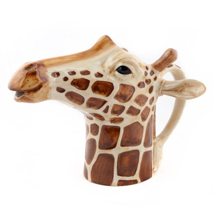 Kännchen aus Keramik in Giraffendesign - von Quail Ceramics