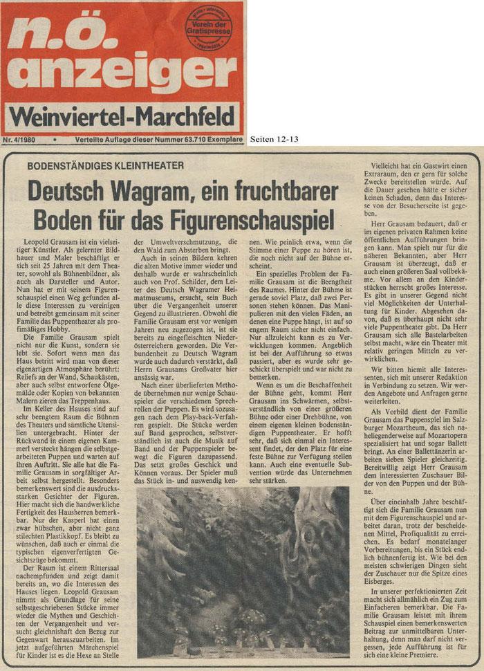 NÖ Anzeiger - Deutsch-Wagram