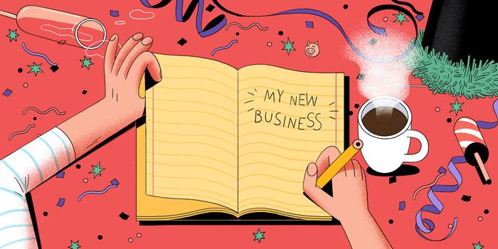 Jimdo te ayuda a convertir en realidad los propósitos del nuevo año para tu negocio