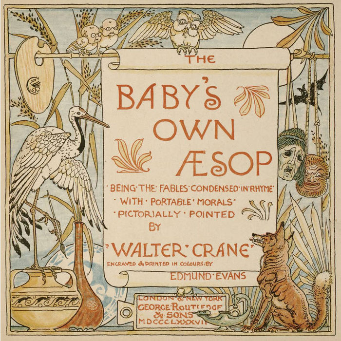 walter-crane-aesop-fables-cover