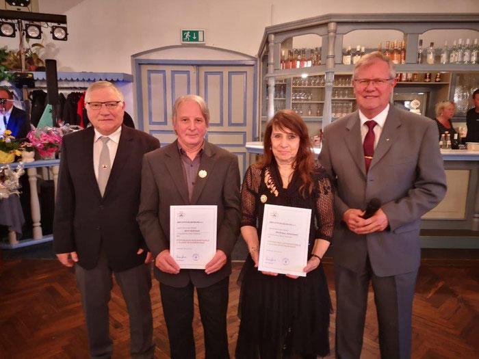 Udo Kaulen, Gerd Kohlsaat, Waltraut Johannsen, Peter Witthohn