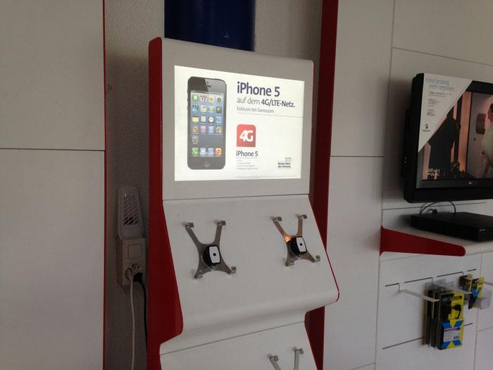 Swisscom Partner Shop, Eisenbahnstrasse 95, 3645 Gwatt