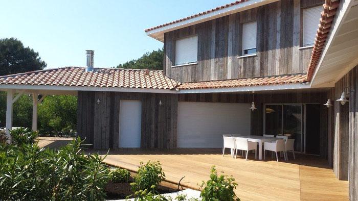 Constructeur maison ossature bois aquitaine avie home for Meilleur constructeur