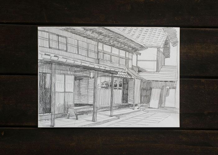 松崎先生による参考作品。