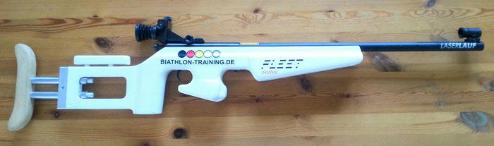 Laser Biathlongewehr