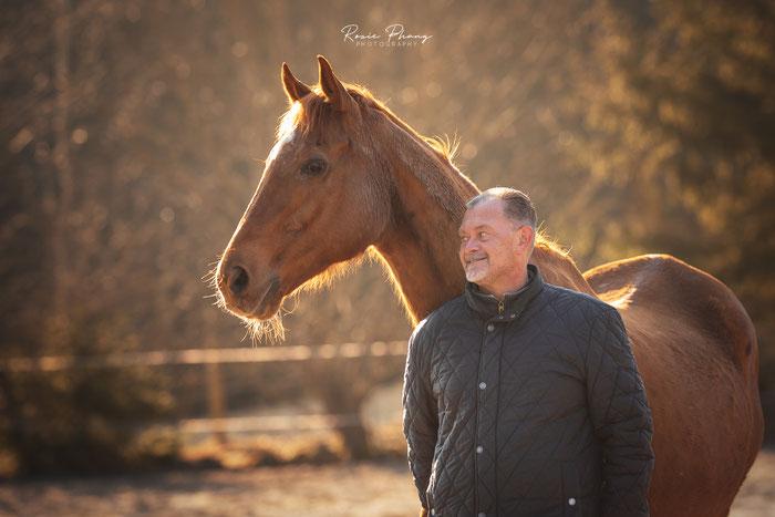 Harmonie zwischen Reiter und Pferd – die zentrale Philosophie auf Gut Charlottenthal.