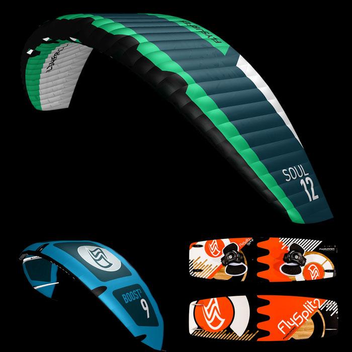 Flysurfer Shop NRW, Boost3 kaufen, Flyurfer kaufen in NRW, Flysurfer Boost, Flysurfer Sonic2 kaufen, Flysrufer Soul kaufen in Holland, Flysrufer Shop