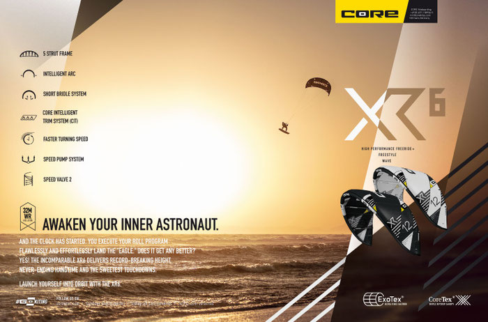 WindSucht Kite Surf Shop NRW, Core Shop NRW, Core Kites testen