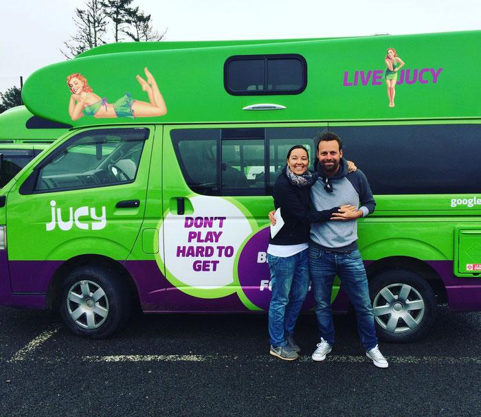 Jucy Winter Live Auckland Tauranga Camping NZ Tasman Sea Südpazifik Aussteiger Weltreise Backpacker Around the World Wanderlust Fernweh Reisen Reise um die Welt