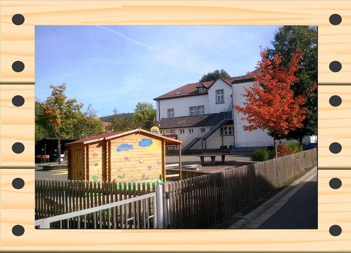 Grundschule Kulmbach-Ziegelhütten  - Verantwortlich für den Inhalt: Kathrin Sigg, Realisierung: Peter Dorsch