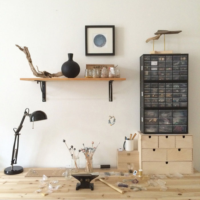 Werkbank Atelier Belle Accessoires
