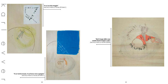 "ArTre - ""ARTE E NUOVI DIALOGHI""  TERRA - I Materici III ed. 2018 Karl Evver"