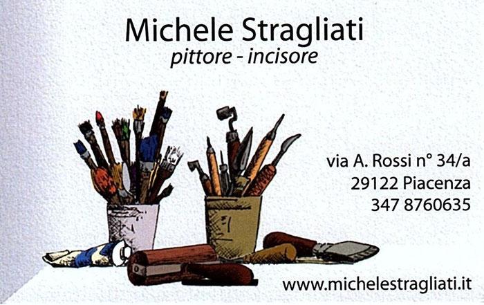 MICHELE STRAGLIATI - INCISIONI a Fantastico Medioevo