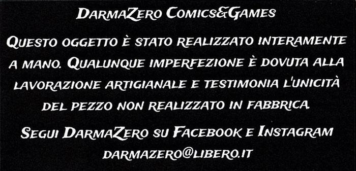DARMAZERO Comics&Games a Fantastico Medioevo