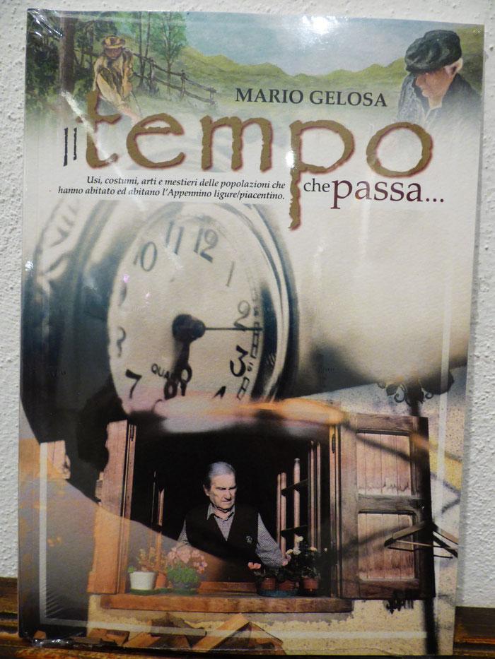 libro di Mario Gelosa - il tempo che passa