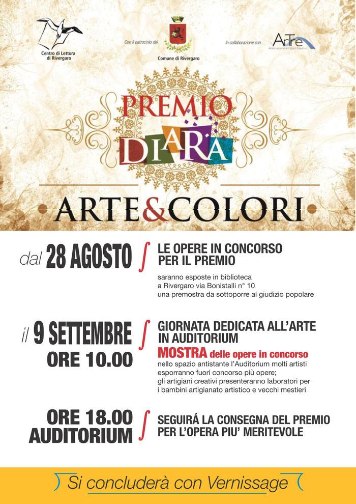 concorso Diara - Arte &Colori 2018